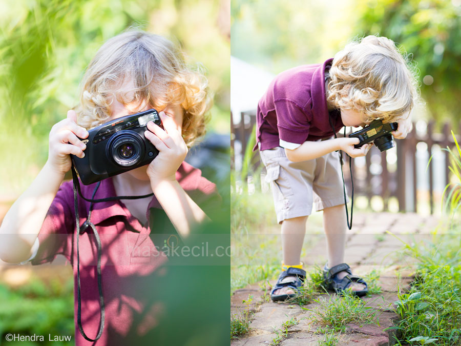 Singapore Outdoor Children Photographer
