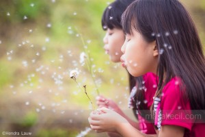 Outdoor children photography by Masakecil