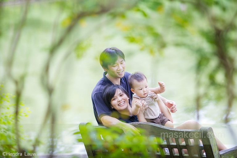 Singapore outdoor family photography by Masakecil Photography