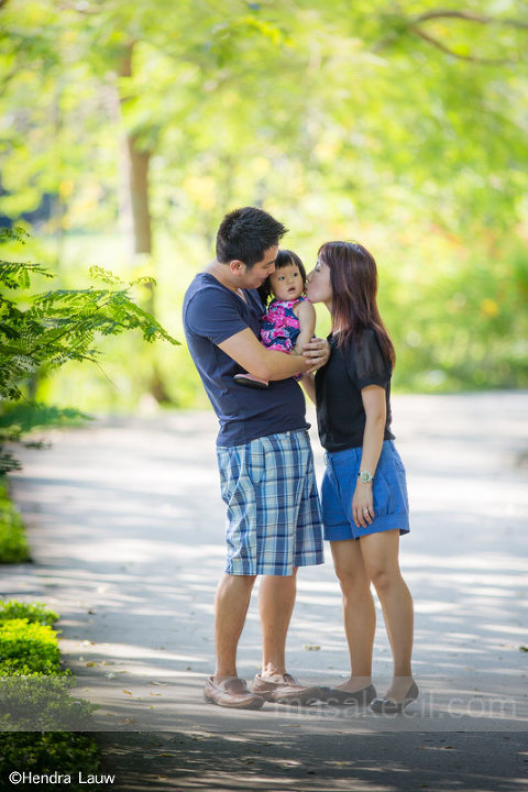 Outdoor Children and Family Photographer in Singapore