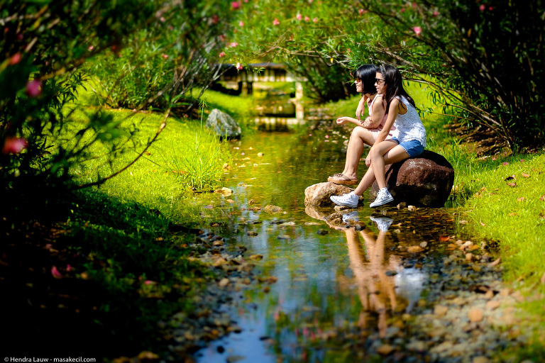Singapore children and family photographer - Outdoor and On Location