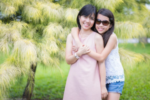 Masakecil - Singapore children and family photographer