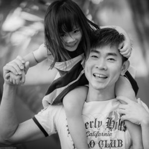 Singapore family photographer