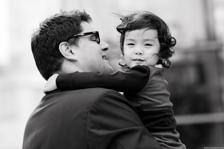 Singapore father's day gift - outdoor family photography
