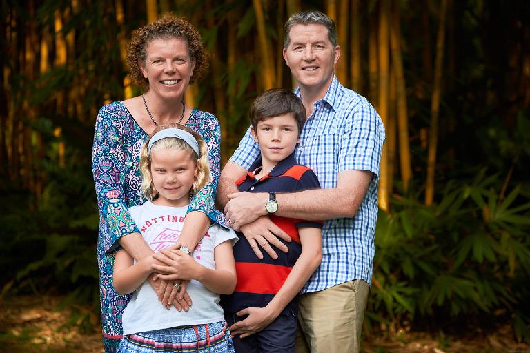 Children and family photography at Singapore Botanic Gardens
